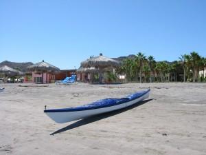 Our Delta 16 at Loreto Bay