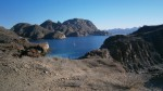 From the hill above Honeymoon Cove.