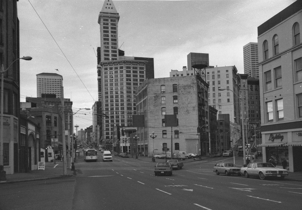 Second Ave in the 1980s