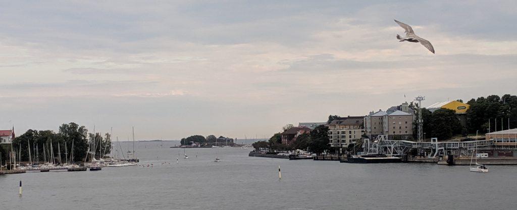 Helsinki harbor